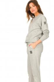 Blaumax |  Basic sweater Brooklyn | grey  | Picture 6