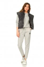 Blaumax |  Basic sweater Brooklyn | grey  | Picture 3