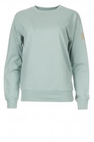 Blaumax |  Basic sweater Brooklyn | blue  | Picture 1