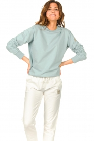 Blaumax |  Basic sweater Brooklyn | blue  | Picture 2