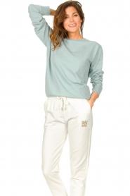 Blaumax |  Basic sweater Brooklyn | blue  | Picture 4