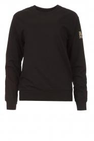 Blaumax |  Basic sweater Brooklyn | black   | Picture 1