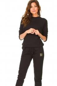 Blaumax |  Basic sweater Brooklyn | black   | Picture 2