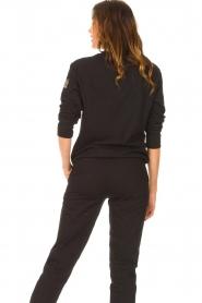 Blaumax |  Basic sweater Brooklyn | black   | Picture 7
