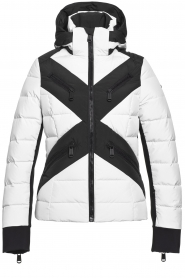 Goldbergh | Down jacket Cross | white  | Picture 1