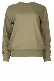Blaumax    Basic sweater Brooklyn   green    Picture 1