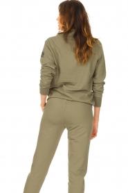 Blaumax    Basic sweater Brooklyn   green    Picture 7