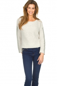 Be Pure |  Sweater Roos | grey  | Picture 2