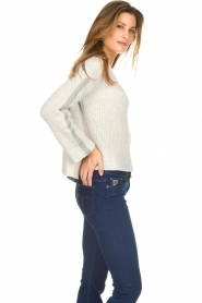 Be Pure |  Sweater Roos | grey  | Picture 4