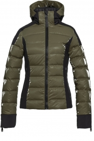 Goldbergh | Down jacket Strong | green  | Picture 1