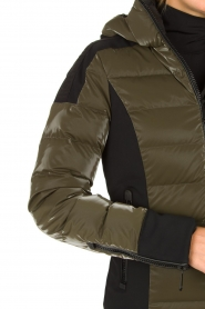 Goldbergh | Down jacket Strong | green  | Picture 7