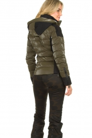 Goldbergh | Down jacket Strong | green  | Picture 6