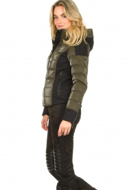 Goldbergh | Down jacket Strong | green  | Picture 5