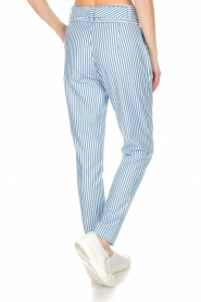 Aaiko |  Trousers Wyatt | blue  | Picture 5