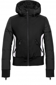 Goldbergh |  Down jacket Tess | black  | Picture 1