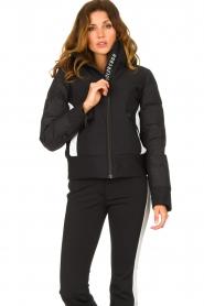 Goldbergh |  Down jacket Tess | black  | Picture 2