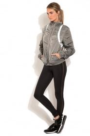 Bomber jacket Reflex | grey