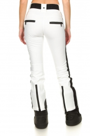 Goldbergh | Ski pants Rocky | white  | Picture 6
