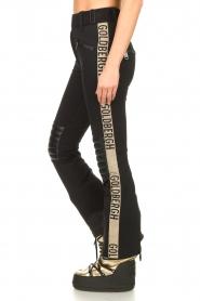Goldbergh | Ski pants Rocky | black/gold  | Picture 5