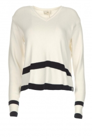 Be Pure | Sweater Veerle | white  | Picture 1