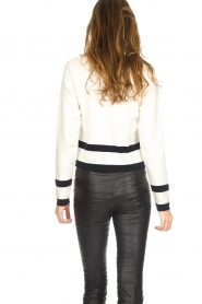 Be Pure | Sweater Veerle | white  | Picture 6