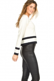 Be Pure | Sweater Veerle | white  | Picture 5