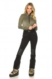 Goldbergh |  Ski pants Rocky | black  | Picture 3