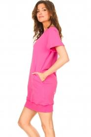 Blaumax |  Sweater dress Queens | pink  | Picture 6