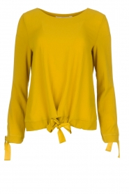 Aaiko |  Top Zippe | yellow  | Picture 1