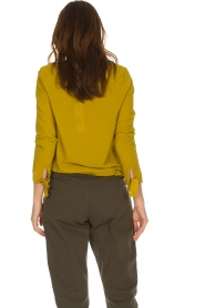 Aaiko |  Top Zippe | yellow  | Picture 5
