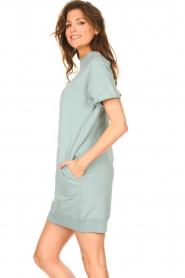 Blaumax |  Sweater dress Queens | mint blue  | Picture 5