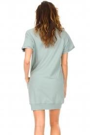 Blaumax |  Sweater dress Queens | mint blue  | Picture 6