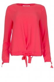 Aaiko | Top Zippe | oranje/roze  | Afbeelding 1