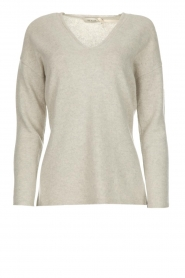 Be Pure | Sweater Noortje | grey  | Picture 1