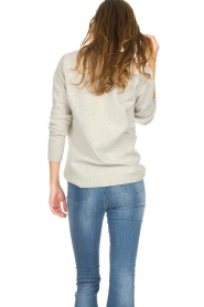 Be Pure | Sweater Noortje | grey  | Picture 5