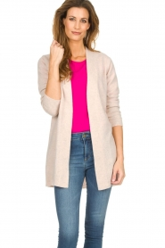 Be Pure | Cardigan Saar | pink  | Picture 2