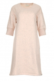 Be Pure |  Sweater dress Renske | pink  | Picture 1
