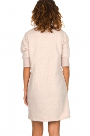 Be Pure |  Sweater dress Renske | pink  | Picture 5