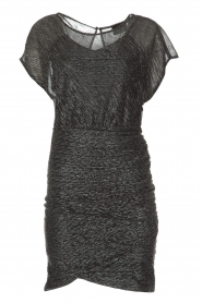 Atos Lombardini |  Glitter dress Serena | black  | Picture 1