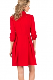 Dress Fire | red