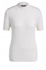 Set    Fine merino knit Eline   white    Picture 1
