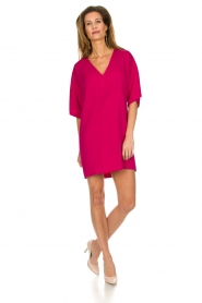 Atos Lombardini |  Dress Britte | pink  | Picture 3