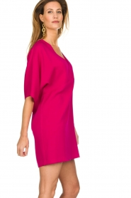 Atos Lombardini |  Dress Britte | pink  | Picture 5