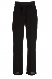 Aaiko |  Trousers Ohio | black  | Picture 1