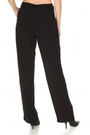 Aaiko |  Trousers Ohio | black  | Picture 5