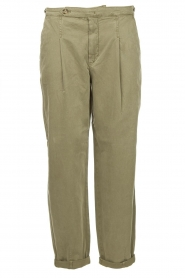 Set |  Baggy pants Gummy | green  | Picture 1