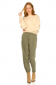 Set |  Baggy pants Gummy | green  | Picture 3