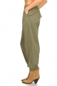 Set |  Baggy pants Gummy | green  | Picture 5