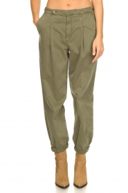 Set |  Baggy pants Gummy | green  | Picture 4