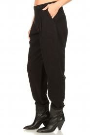Set |  Baggy pants Gummy | black  | Picture 5